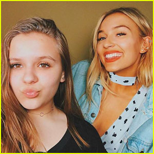 Lennon & Maisy Stella Celebrate Their Dual Graduations With the 'Nashville' Cast