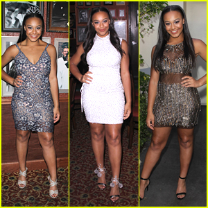 Nia Sioux Celebrates Sweet 16 With 'Dance Moms' Friends in LA