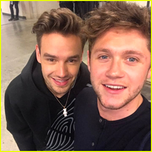 Niall Horan & Liam Payne Run Into Each Other at WZPL's Birthday Bash