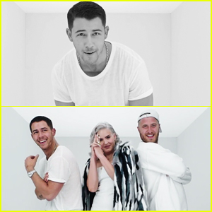 Nick Jonas: 'Remember I Told You' Music Video With Anne-Marie & Mike Posner - Watch Here!