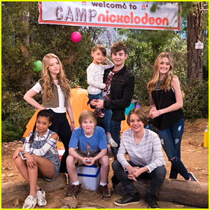 Nickelodeon's Sizzling Summer Camp Special Airs Tonight & The Bloopers Are Hilarious!