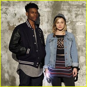 Olivia Holt & Aubrey Joseph Resume Filming on 'Marvel's Cloak & Dagger' Next Month!