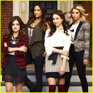 'Pretty Little Liars' Changed Their Entire Class Setting For The TV Show