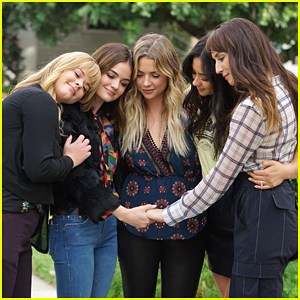 Celebs & Fans Alike React to the Series Finale of 'Pretty Little Liars'