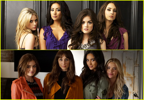 'Pretty Little Liars' Celebrates Their 7th Birthday - See How Much The Liars Have Grown!