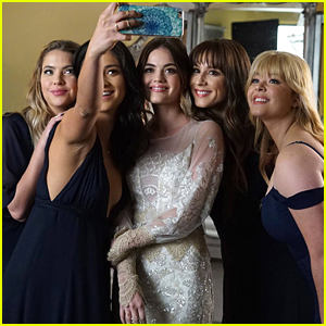 The 'Pretty Little Liars' Series Finale is Already the Most-Tweeted-About Episode of Television in 2017
