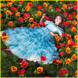 Rowan Blanchard Recreates 'Wizard of Oz's Famed Poppy Scene in Stunning Photos