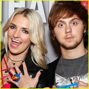 Rydel Lynch Isn't Sharing Boyfriend and R5 Groupmate Ellington Ratliff -- Pic Inside