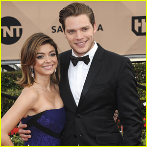 Dominic Sherwood Is 'Incredibly Proud' of Sarah Hyland's Shadowhunters Cameo