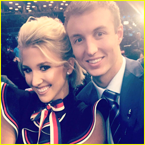 Savannah Chrisley Supports Boyfriend Luke Kennard at NBA Draft