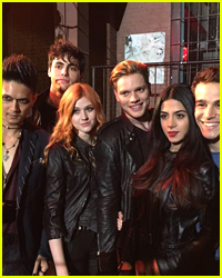 Fans Think Theses Celebs Look Exactly Like The 'Shadowhunters' Cast