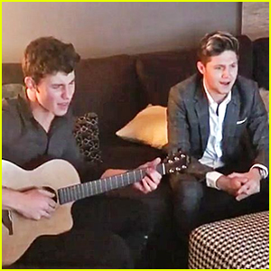 Niall Horan Talking About How Proud He is of Shawn Mendes Will Melt You (Video)
