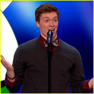 Daniel Ferguson's Singing Impressions on 'AGT' Are So Good! (Video)