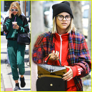 Sofia Richie Sees Herself Working on Music in the Near Future