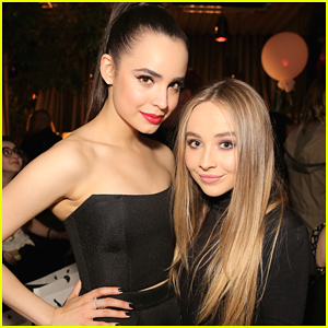 Sofia Carson & Sabrina Carpenter Know Exactly How Amazing Their Friendship is