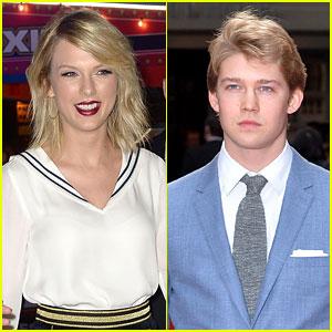 Taylor Swift & Joe Alwyn Have Coffee on a Balcony in Nashville