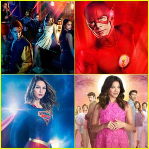 'Riverdale' & Elizabeth Gillies' New Show 'Dynasty' Get Official Premiere Dates!