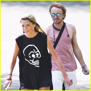 Does Tom Felton Have a New Lady in His Life?