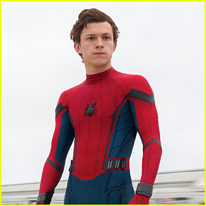 Tom Holland Can't Stop Buying 'Spider-Man' Merch For Himself