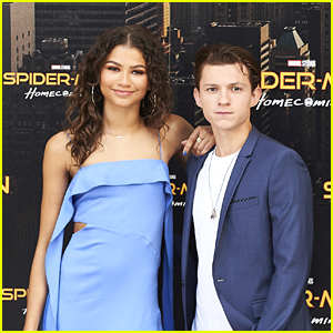 Tom Holland Says Zendaya is the One to Go to For Help 'Serving Looks'