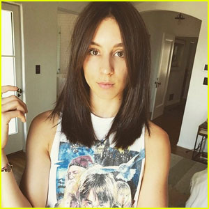 Troian Bellisario Just Totally Changed Up Her Hair
