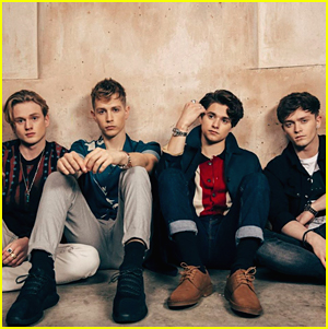 James McVey Almost Left The Vamps While Touring in America