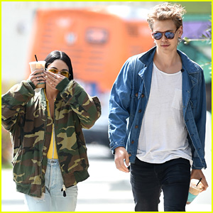 Vanessa Hudgens & Austin Butler Spotted Together for First Time in Months!