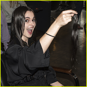 Vanessa Marano Donates Over 8 Inches of Hair To Charity - Exclusive Pics!