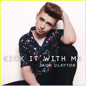 Zach Clayton is Looking For a Girl in New 'Kick It With Me' Music Video - Watch Now!