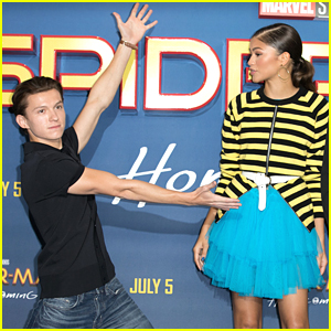 'Spider-Man: Homecoming's Zendaya Says Co-Star Tom Holland Is 'A Really Good Person'