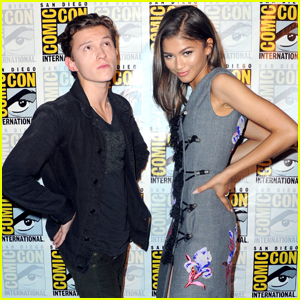 Zendaya & Tom Holland Are Dragging Each Other on Twitter