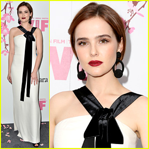 Zoey Deutch Explains Why She Loves Wonder Woman!