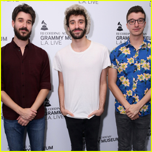 AJR Open Up About Their Upcoming Projects! (Exclusive)