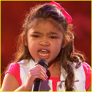 Angelica Hale Gets Golden Buzzer During 'America's Got Talent' Judges Cut Round! (Video)