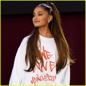 Ariana Grande is Speechless Over Honorary Citizenship in Manchester