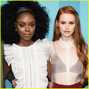 Ashleigh Murray & Madelaine Petsch Say the 'Riverdale' Cast is 'Rare!'