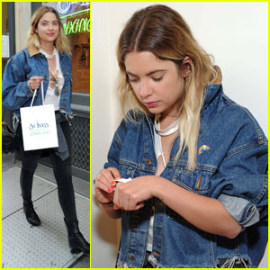 Ashley Benson Gets Back to Life After Epic 'Pretty Little Liars' Finale
