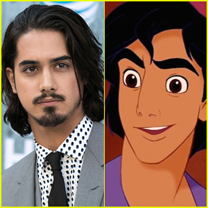 Avan Jogia Could Actually Play Aladdin In Disney's Live-Action Movie!