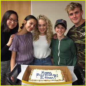The 'Bizaardvark' Cast React to Jake Paul's Exit