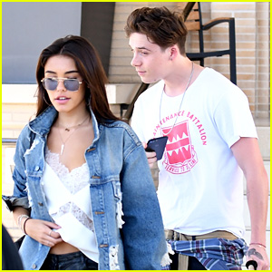 Madison Beer Has Met Brooklyn Beckham's Mom!