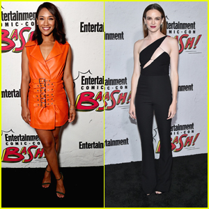 Candice Patton & Danielle Panabaker Talk Iris Stepping Up & Caitlin Stepping Away For 'The Flash' Season 4