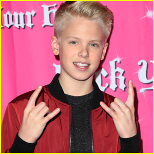 Carson Lueders Releases Music Video For 'Try Me' on His 16th Birthday