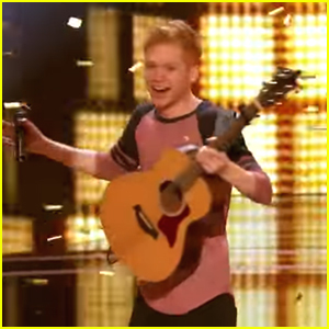 Chase Goehring Gets Golden Buzzer on 'America's Got Talent' With 'Acapella' - Watch!