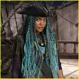 China Anne McClain Admits She Was Scared Coming Into 'Descendants 2' (Exclusive)