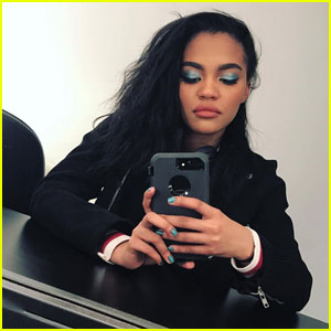 This is China Anne McClain's Go-To Outfit (Exclusive)