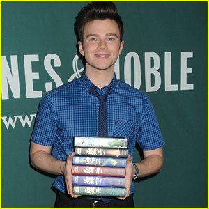 Chris Colfer's 'The Land of Stories' Could Get A Prequel Series!