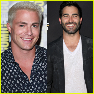 Colton Haynes Made Tyler Hoechlin Come Back For 'Teen Wolf's Final Episodes