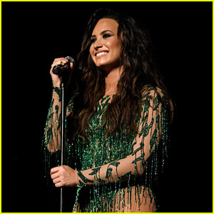 Demi Lovato Slays Her Set at JBL Fest!