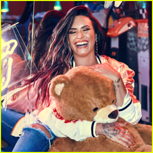 Demi Lovato Says Her 'Sorry Not Sorry' Video is the 'Funnest Video' She's Ever Shot