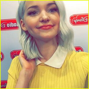 Dove Cameron Reunites With Former 'Liv & Maddie' Actress Ariana Greenblatt